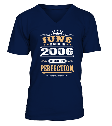 2006 June Aged to Perfection T-shirt | Teezily