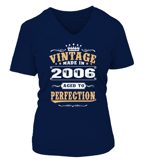 2006  Vintage Aged to Perfection T-shirt | Teezily