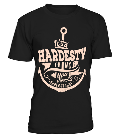 HARDESTY  THINGS T-shirt | Teezily