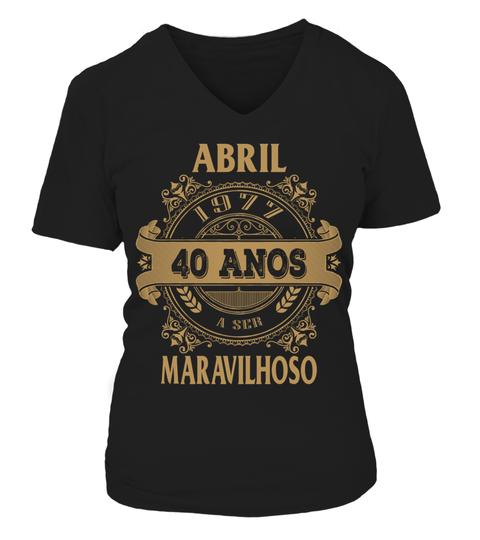T-Shirt ABRIL   1977 | Teezily