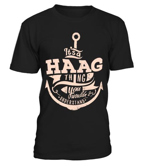 Camiseta HAAG THINGS | Teezily