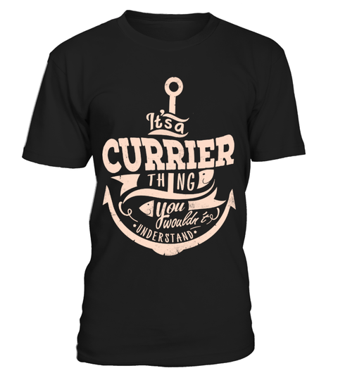 CURRIER THINGS T-shirt | Teezily