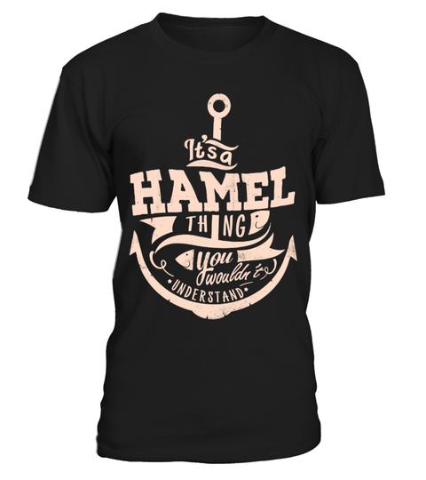 HAMEL  THINGS