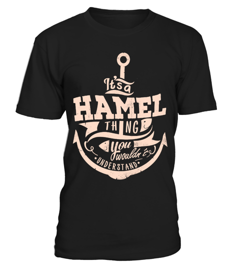 HAMEL  THINGS T-shirt | Teezily