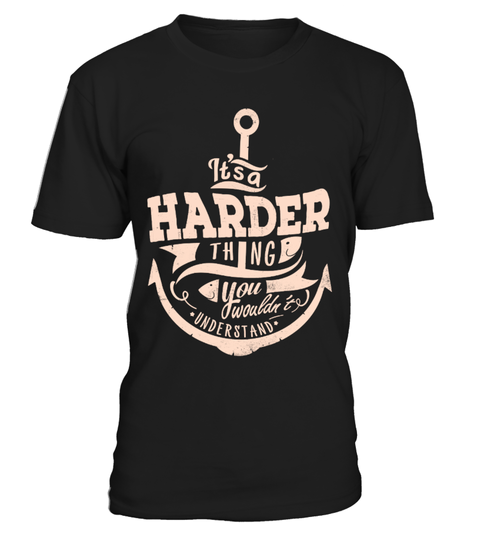 HARDER THINGS T-shirt | Teezily