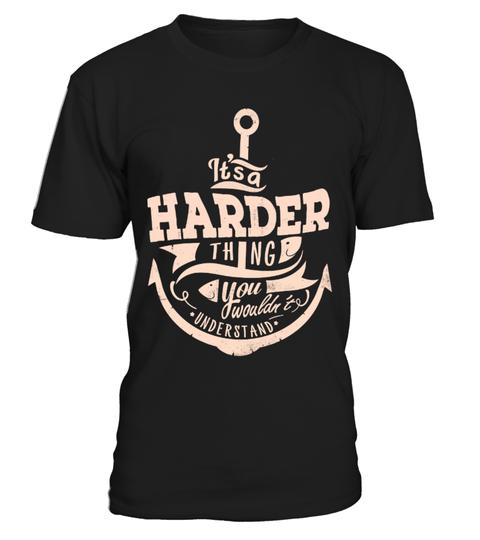 Camiseta HARDER THINGS | Teezily