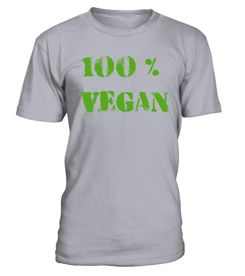 T-shirt 100% VEGAN VEGAN | Teezily