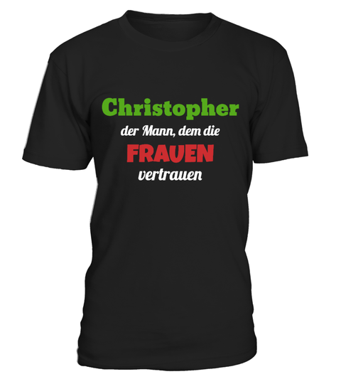 Christopher Frauenversteher T-Shirt | Teezily