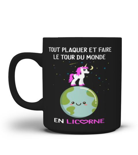 Mug TEE SHIRT FAIRE LE TOUR DU MONDE M | Teezily