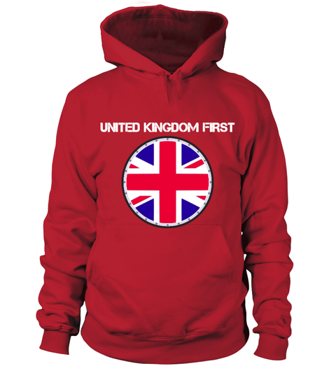 United kingdom First Hoodie | Teezily