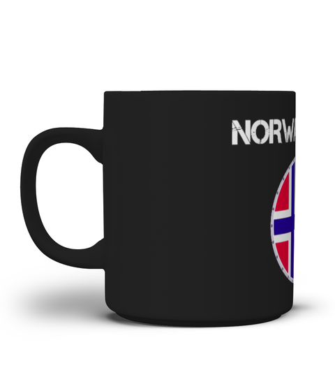 Norway First Mugg | Teezily