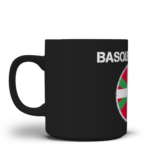 Basque Region First Mugg | Teezily
