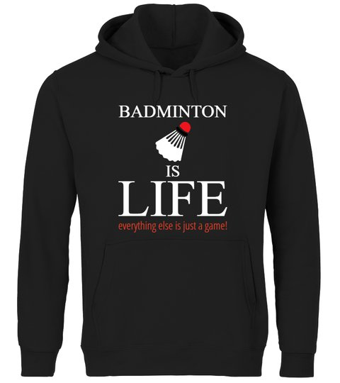 Badminton Is Life - Premium