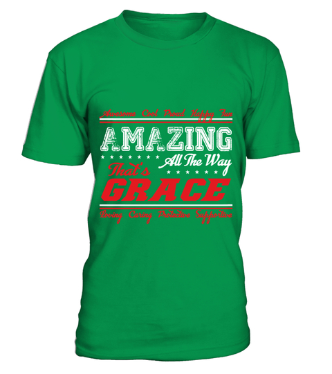 T-shirt GRACE  AMAZING | Teezily