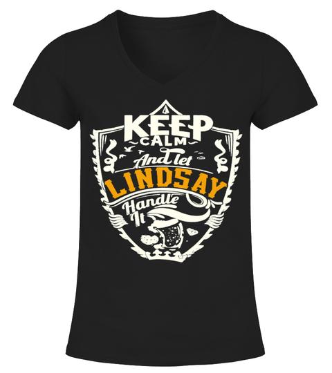 LINDSAY T-shirt   Teezily