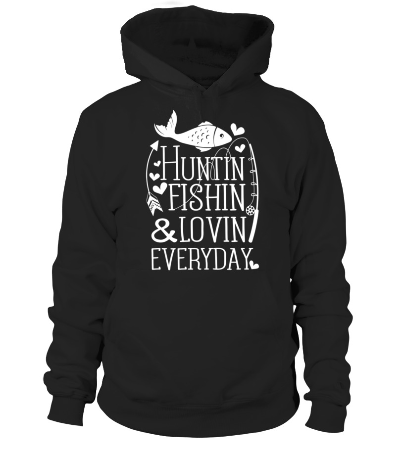 c105cae3 ... Hunting Fishing Loving Everyday Shirt. Additional products and colours.  Round neck T-Shirt Unisex 21.99 €. 100% Cotton Classic Fit 150 g/m2 4.5  oz/yd2