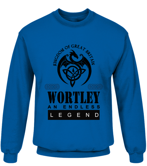 THE LEGEND OF THE ' WORTLEY '
