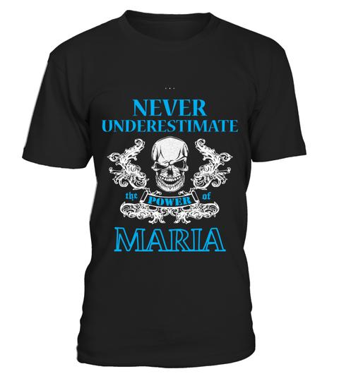 MARIA T-shirt | Teezily