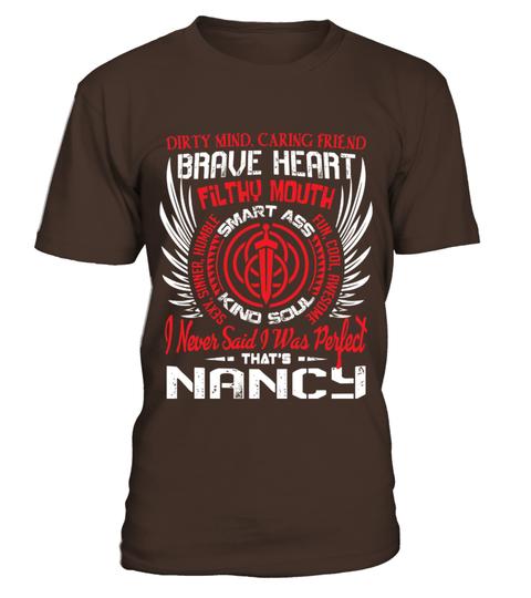NANCY T-shirt | Teezily