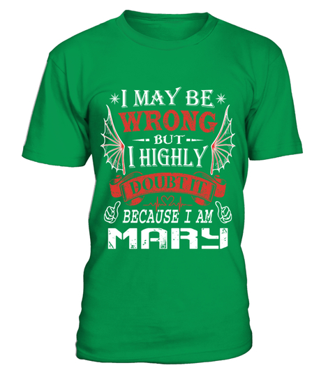 MARY T-shirt | Teezily
