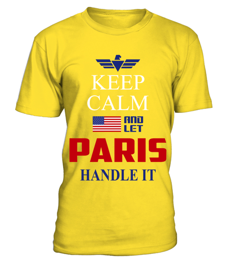 PARIS T-shirt | Teezily