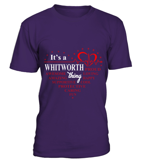 Camiseta WHITWORTH | Teezily