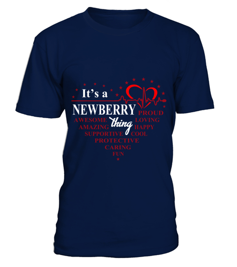 T-Shirt NEWBERRY | Teezily