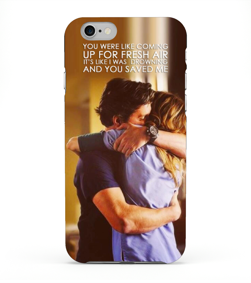 free shipping 4cfd3 e2bf4 COVER GREY'S ANATOMY - LIMITED EDITION - iPhone 6 Case | Teezily