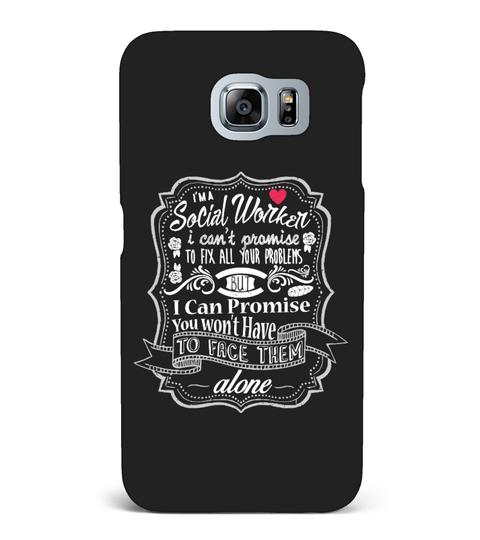 Capa Samsung Galaxy S6 Social Worker Phone Case | Teezily