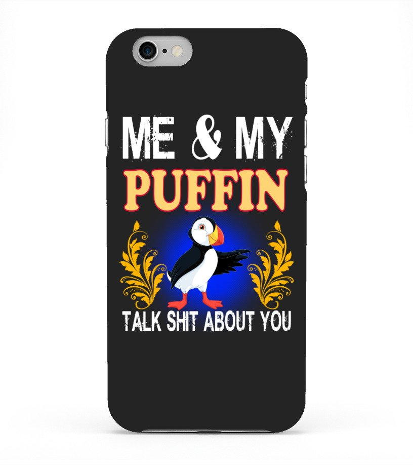 PUFFIN Phone Cases - iPhone 6 Plus Case | Teezily