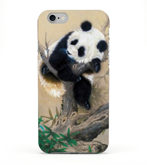Cool chinese cute sweet panda case
