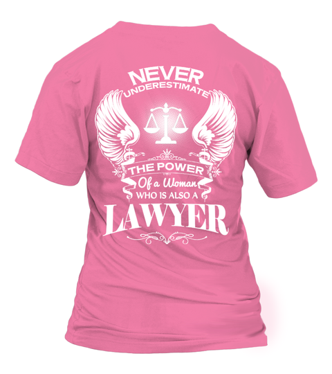 WOMAN WHO IS ALSO A LAWYER