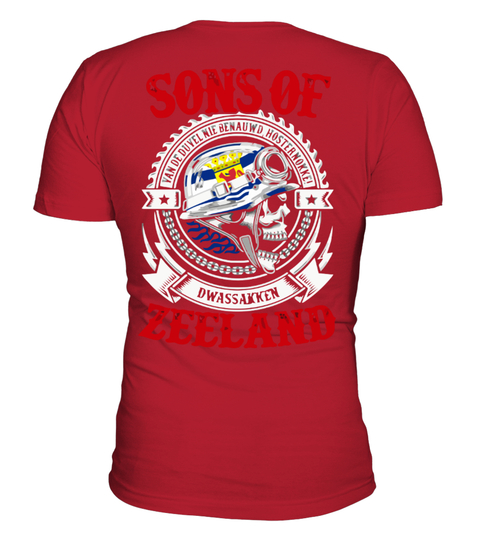 SONS OF ZEELAND T-shirt | Teezily