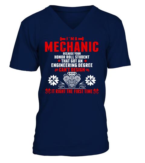 Limited Edition - Mechanic T-Shirt