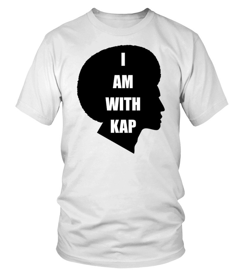 pretty nice 787f5 1300a I'm With Kap #IMWITHKAP Shirt