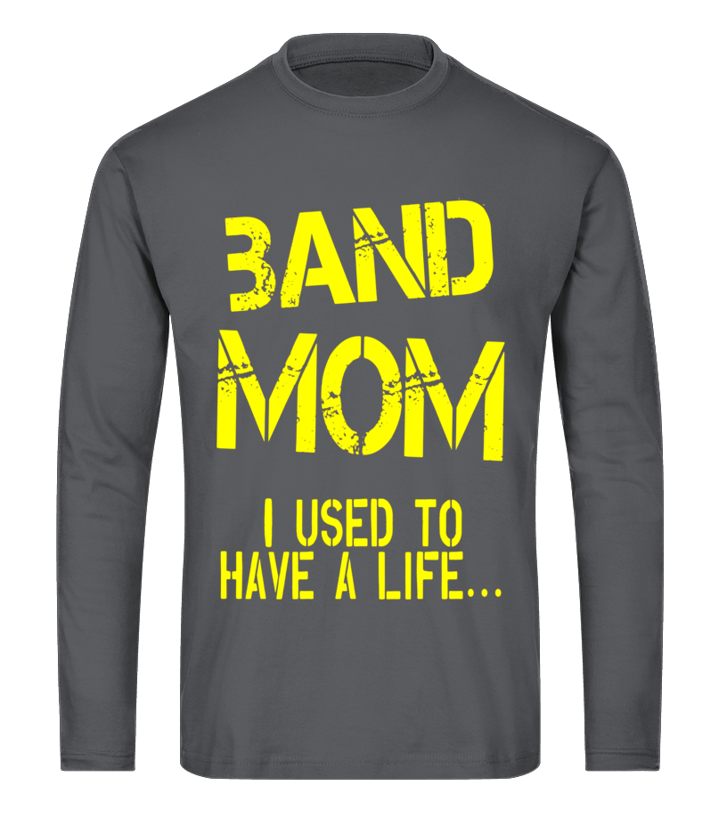 f226c68f6 FUNNY BAND MOM T-SHIRT Marching Band Gift - T-shirt | Teezily