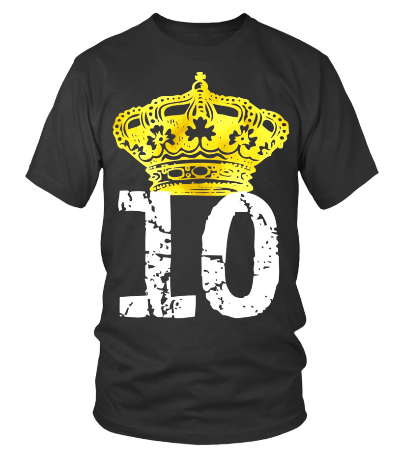 This Guy Is 10 Years Old 10th Birthday Boy Gift Dude T Shirt
