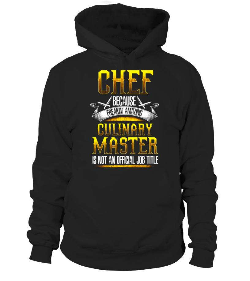 c73aa4d9b9 CHEF CULINARY MASTER Funny Chefs Cooking T-Shirt - T-shirt | Teezily