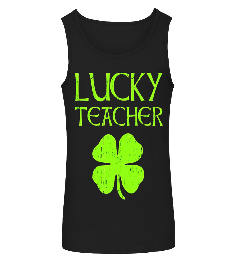 66303ca47129 Teacher St. Patrick's Day T-Shirt - Lucky Teacher Gift - T-shirt ...