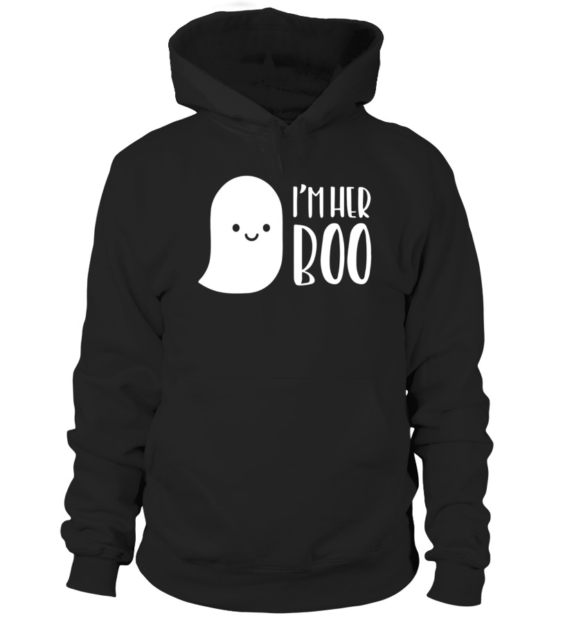 7fa7713f5 MATCHING SET I'm His or Her Boo Halloween Ghost Couple shirt - T ...