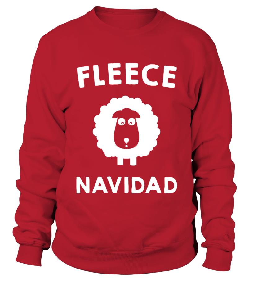 Foute Kersttrui Maat 80.Foute Kersttrui 2016 Fleece Navidad Sweatshirt Teezily