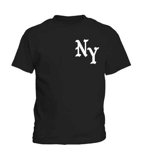 T-Shirt Mens CaliDesign NY Logo Chest Print T shirt New York Bronx Tee | Teezily