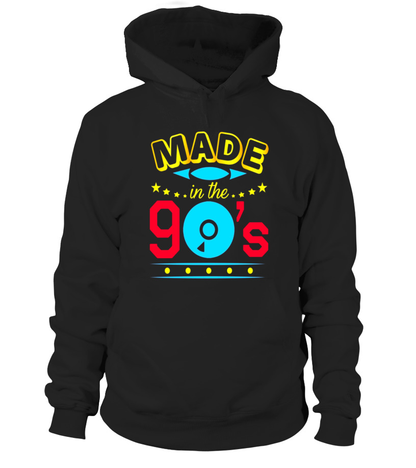 Made In The 90's Vinyl Retro Hipster Vintage Cute Funny Cool