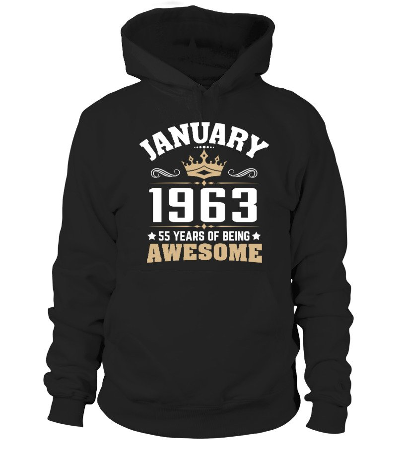 January 1963 55 Years Of Being Awesome