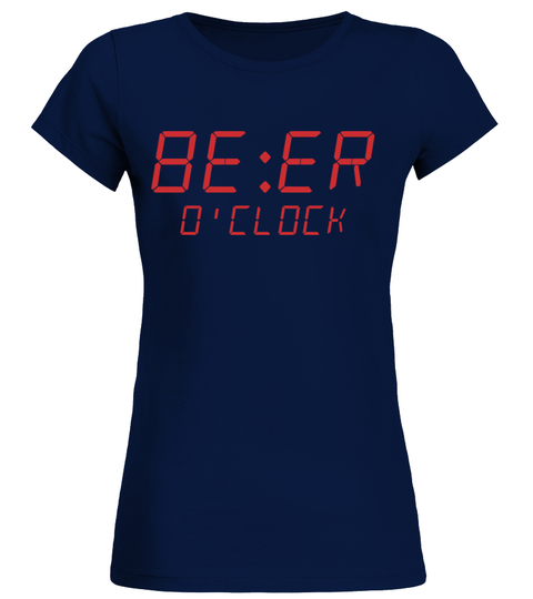 T-shirt BEER O'CLOCK | Teezily