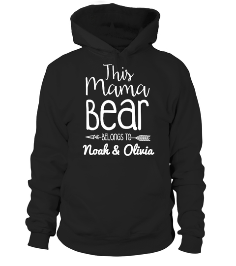 This Mama Bear - Custom Kids Names