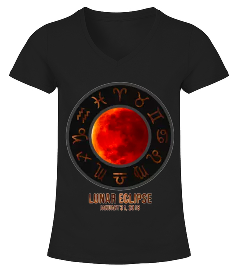Blood moon total lunar eclipse