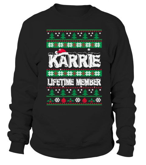 KARRIE Ugly Christmas Sweaters