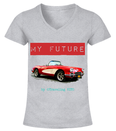 MY FUTURE CAR Limited Edition T-Shirt | Teezily