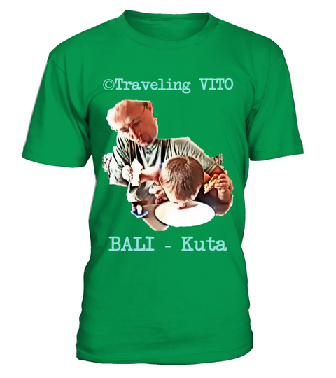 BESTSELLER VITO´S  Lunch in Kuta T-Shirt | Teezily
